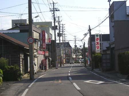 五戸駅バス停周辺
