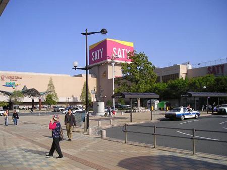 防府駅周辺