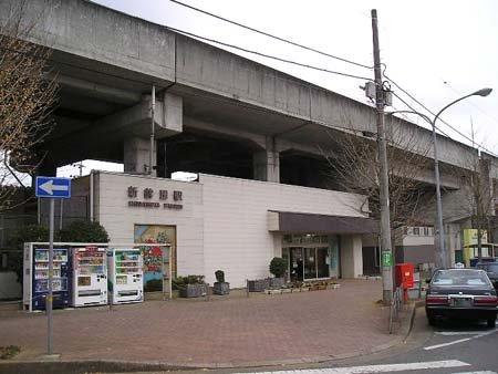 新鉾田駅~鉾田駅跡