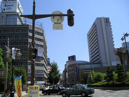 新潟駅~万代~古町