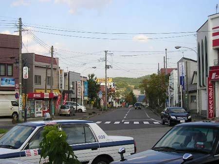 野辺地駅~野辺地町役場