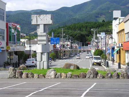 陸前高田駅周辺