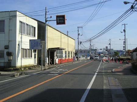 県道224号線・JAせとうち前 ...