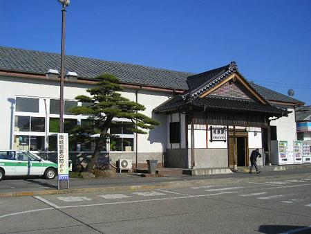 相馬駅周辺