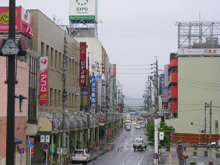 豊田市駅周辺