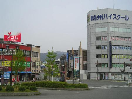山口駅~山口県庁