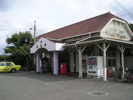 湯浅駅周辺