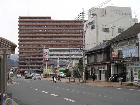 行橋駅周辺